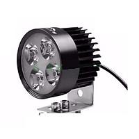 Đèn pha trợ sáng 4 LED dành cho xe mô tô 206360