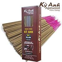 Nhang Trầm Hương Kỳ Anh có tăm dài 20 cm NCT20-250gr