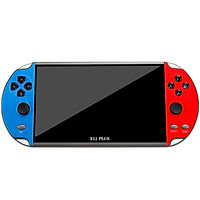 X12 Plus 7 inch Video Game Console Built in 1000 Games 16GB Handheld Double Joystick Game Controller Spupport AV Output