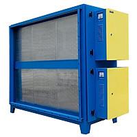Máy lọc tĩnh điện xử lý khói bụi công nghiệp 36000 m3/h Rama R36000 - Hàng Chính Hãng