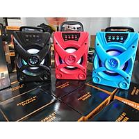 Loa Bluetooth xách tay mini HN.B408T - Màu ngẫu nhiên - Hàng nhập khẩu