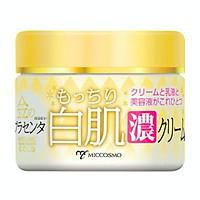 Kem dưỡng trắng da, dưỡng ẩm, chống lão hóa White Label Placenta Rich Gold Cream 60g