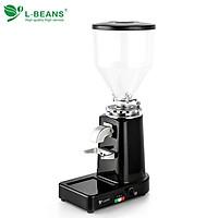 Máy xay cà phê chuyên dụng cho quan cà phê vừa và nhỏ cao cấp L-Beans   Công suất: 200W - Hàng nhập khẩu