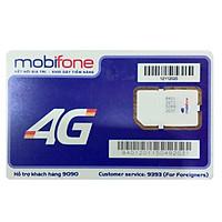 Sim số đẹp Mobifone Phong thủy: 0932681125 - Hàng chính hãng