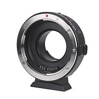 Ngàm Chuyển Đổi Ống Kính Lấy Nét Tự Động AF Viltrox EF-M1 Cho Ống Kính Canon EF/EF-S