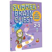 Sách Summer BrainQuest - sách tham khảo lớp 3