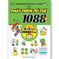 1088 CÂU ĐỐ PHÁT TRIỂN TRÍ TUỆ 4-5 tuổi 4 sao