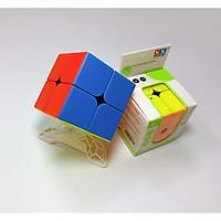 Rubik 2x2 cao cấp tặng kèm đế