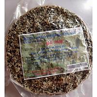 Bánh đa vừng đen nướng sẵn ăn liền- Đặc sản Đô Lương Nghệ An, bịch 5 cái