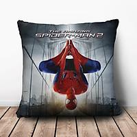 Gối Vuông The Amazing Spider Man 2 GVFF293 (36 x 36 cm)