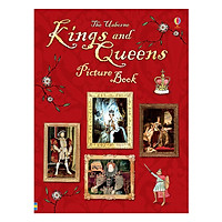 Usborne Kings and Queens Picture Book