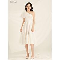 Đầm Luxury vai nơ GUMAC DVA862