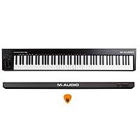 M-Audio Keystation 88 Phím MK3 MIDI Keyboard Controller MKIII MAudio Bàn phím sáng tác - Sản xuất âm nhạc Producer - Kèm Móng Gẩy DreamMaker