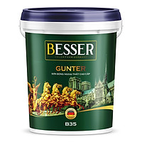 Sơn bóng ngoại thất cao cấp BESSER - GUNTER
