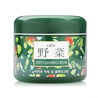 Kem Tẩy Trang Hoa Quả Vegetable Deep Cleansing Cream Geo (350g)