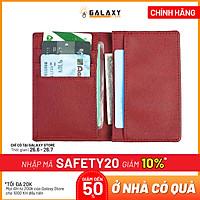 Ví Bóp Nữ Nhỏ Gọn Nhiều Ngăn Để Thẻ CMND Galaxy Store GVMB01B