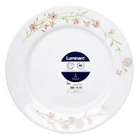 Đĩa Thủy Tinh Luminarc Romance Pink 19cm