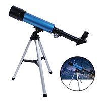 50360 HD Astronomical Monocular Telescope w/Two Eyepieces Tabletop Tripod