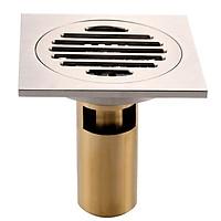 Phễu thoát sàn nhà tắm cao cấp ngăn mùi