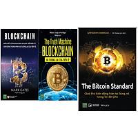 Combo The Bitcoin Standard - Quá Khứ Biến Động, Hiện Tại Bùng Nổ, Tương Lai Đột Phá+The Truth Machine: Blockchain Và Tương Lai Tiền Tệ + Blockchain.Tặng sổ tay MHbooks