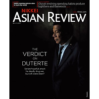 Nikkei Asian Review:  The Vedict on Duterte - 09.19