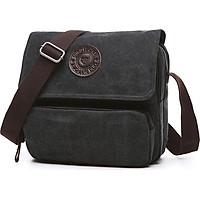 Túi đeo chéo nam vải canvas TX0012 - Đi học - đi làm - đi chơi
