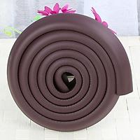 Cuộn Xốp Bọc Cạnh Bàn 2M - Dây Cao Su Che Bịt Cạnh Bàn, Ghế An Toàn Cho Bé