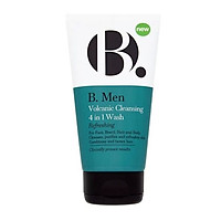 Sữa rửa mặt B. Men Volcanic Cleanser 4 In 1 Wash - 150ml