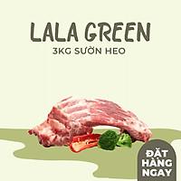 [CHỈ GIAO HCM] SƯỜN HEO 3KG