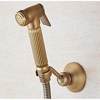 Vòi xịt rửa nhà vệ sinh đồng cao cấp LINKA LI-VOI0034 – Thiết kế thông minh tiện nghi