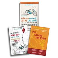 Bộ Sách 3 Cuốn Niềm Vui Của Việc Ngừng Lao Động + Bí Quyết Nghỉ Hưu Hạnh Phúc, Phóng Khoáng Và Tự Do + Mẹ à, Cuộc sống thật dễ dàng