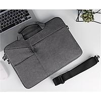Túi xách túi chống sốc cho laptop 15,6 inch cao cấp phong cách sang trọng