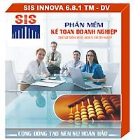 Phần mềm kế toán quản trị doanh nghiệp thương mại, dịch vụ(SIS INNOVA 6.8.1 TM-DV) - Hàng chính hãng - Tự động xuất báo cáo thuế sang HTKK