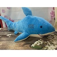 Thú bông cá mập cute 110cm