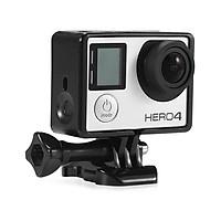 Khung Viền Frame Cho GoPro Hero 3 3+ 4 (Đen)
