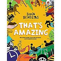 Sách tương tác tiếng Anh - Brain Benders - That's amazing