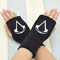 Găng tay Assassins Creed xỏ ngón co giãn