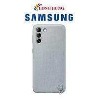 Ốp lưng vải Kvadrat Samsung Galaxy S21+ 5G EF-XG996 - Hàng chính hãng