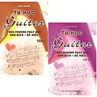 Combo Tự Học Guitar Theo Phương Pháp Mới Đơn Giản - Dễ Hiểu (Bộ 2 Tập)