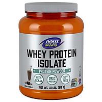 Whey Protein Isolate, Creamy Chocolate Powder | Bổ sung 25g Đạm chất lượng cao có các axit amin chuỗi nhánh (BCAAs) có khả năng hấp thụ nhanh và dễ tiêu hóa dành cho người luyện tập thể thao (Vị Sô-cô-la - 816 gram)