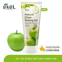 Tẩy tế bào chết táo Ekel Natural Clean Peeling Gel Apple 180ml