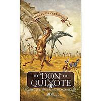 Sách - Don Quixote - Nhà quý tộc tài ba xứ Mancha (Tập 2)