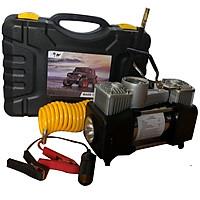 Bộ Máy Bơm Lốp Ô Tô, Xe Hơi Kèm Phụ Kiệm Ứng Cứu Sửa Chữa Cao Cấp BL-01