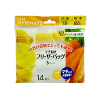 Túi Zip Đựng Thực Phẩm SHINWA size S 14 cái
