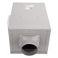 Quạt thông gió nối ống siêu âm Nedfon DPT 25-76B Hàng chính hãng