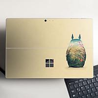 Skin dán hình Ghibli image cho Surface Go, Pro 2, Pro 3, Pro 4, Pro 5, Pro 6, Pro 7, Pro X