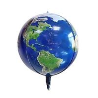 Bong bóng hình trái đất