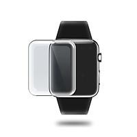 Dán cường lực màn hình dành cho Apple Watch Trong suốt cao cấp