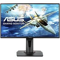 Màn Hình Gaming Asus VG258QR 24.5 Inch Full HD (1920 x 1080) 0.5ms 165Hz FreeSync TN Stereo RMS 2W x 2 - Hàng Chính Hãng