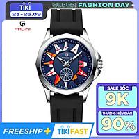 Đồng hồ nam PAGINI cao cấp phong cách thể thao – Dây đeo mềm mại, thoải mái - PA001797